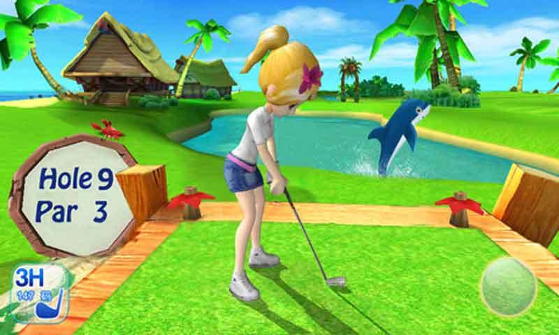 一起高尔夫3截图