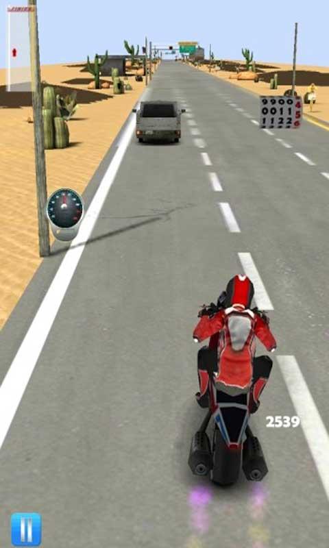 摩托赛车2014截图