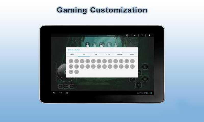 远程游戏控制截图