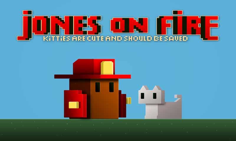 救火员琼斯截图