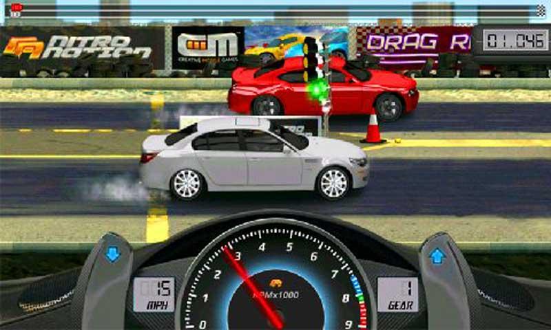 短程极速赛车2截图