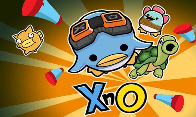 乌龟X和企鹅O截图
