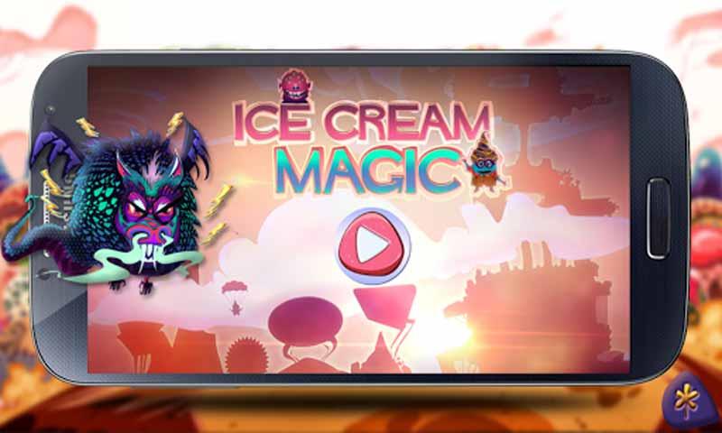 冰淇淋截图
