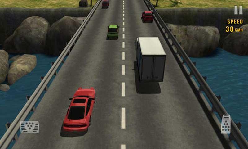 公路飙车截图