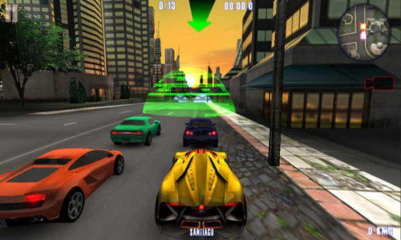 城市疯狂赛车截图
