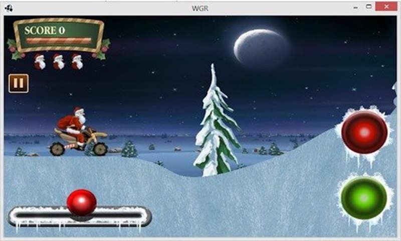 圣诞老人截图