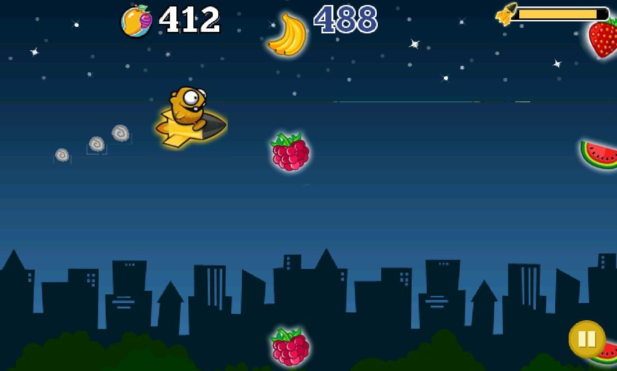 水果怪兽截图