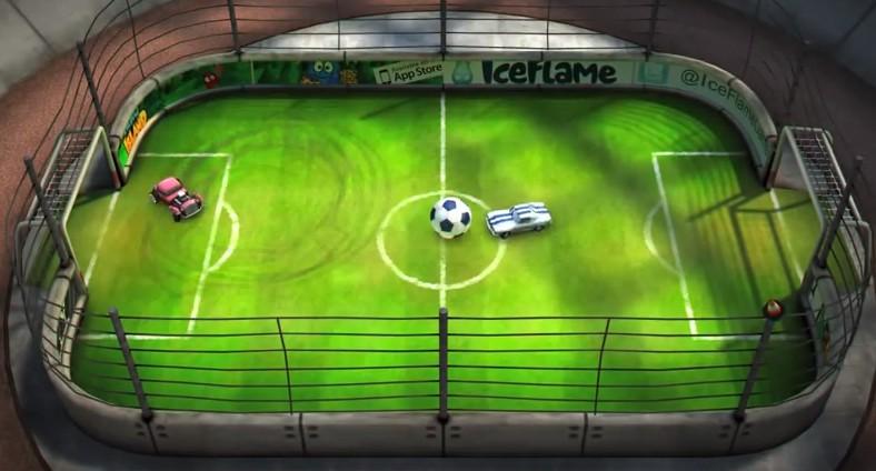足球拉力赛2截图