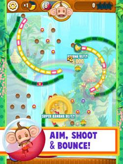 超级猴子弹跳球截图