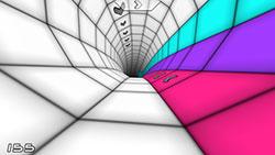 3D隧道逃亡截图