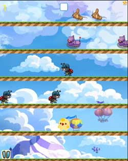 肥鸡跳跃截图