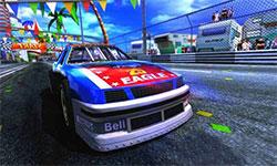 90年代街机赛车截图