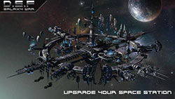 太空舰队截图